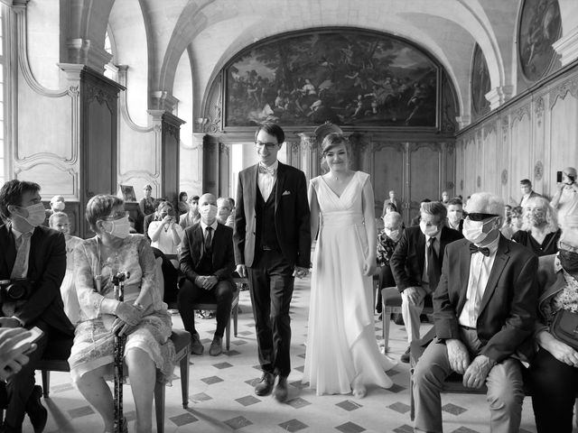 Le mariage de Benoît et Clémentine à Caen, Calvados 9