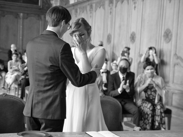 Le mariage de Benoît et Clémentine à Caen, Calvados 11