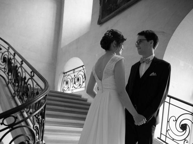Le mariage de Benoît et Clémentine à Caen, Calvados 13