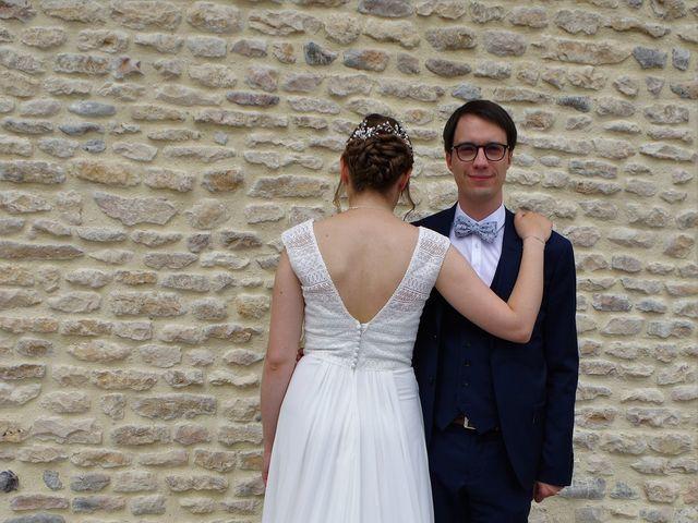 Le mariage de Benoît et Clémentine à Caen, Calvados 17