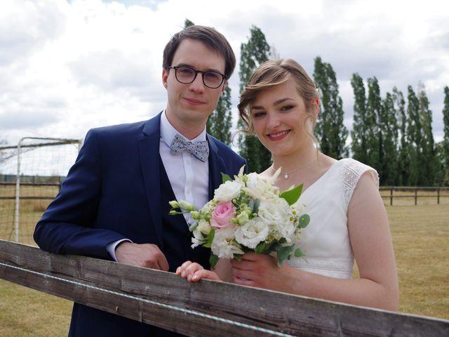 Le mariage de Benoît et Clémentine à Caen, Calvados 20