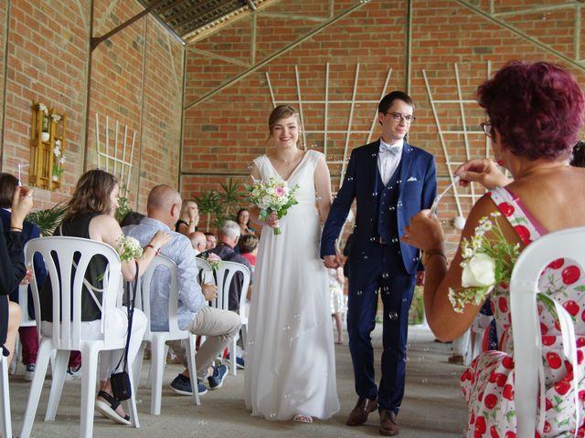 Le mariage de Clémentine et Benoît