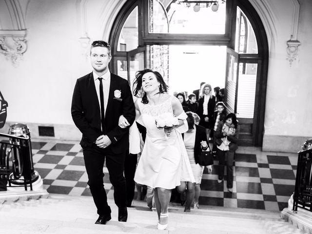 Le mariage de Vincent et Lucie à Dunkerque, Nord 1