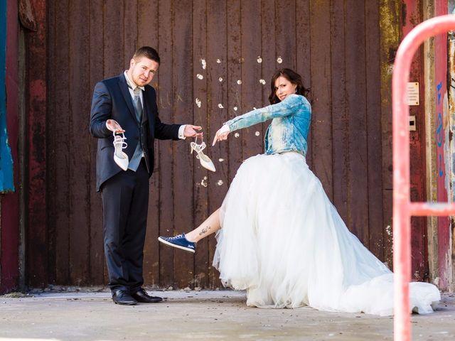 Le mariage de Vincent et Lucie à Dunkerque, Nord 42