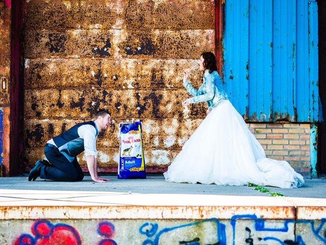 Le mariage de Vincent et Lucie à Dunkerque, Nord 47