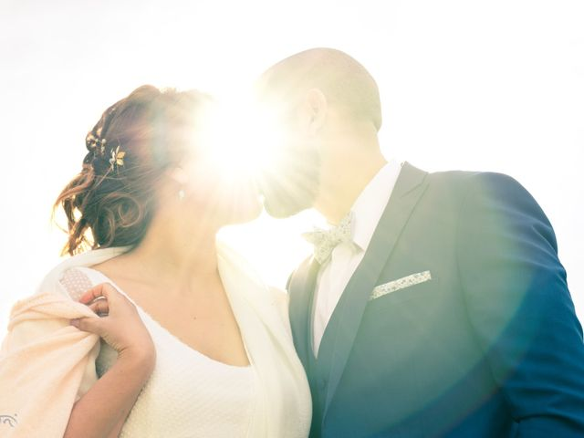 Le mariage de Appoline et Yacine