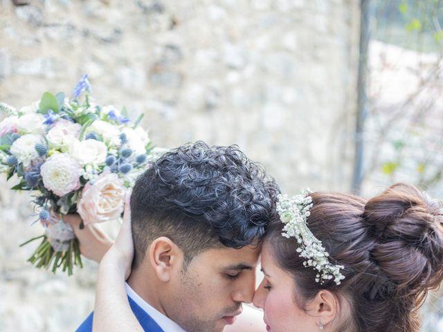 Le mariage de Tayeb et Lara à Mormoiron, Vaucluse 3