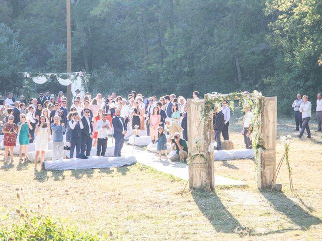 Le mariage de Tayeb et Lara à Mormoiron, Vaucluse 8