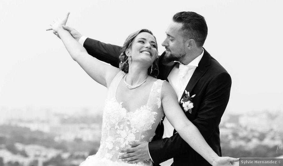 Le mariage de Florian et Marianne à Peypin, Bouches-du-Rhône