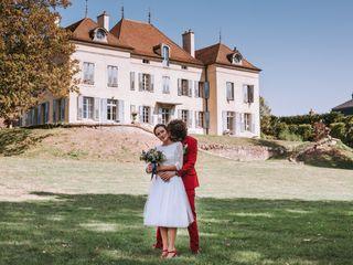 Le mariage de Astrid et Yann