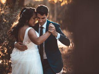 Le mariage de Monique et Ahmed
