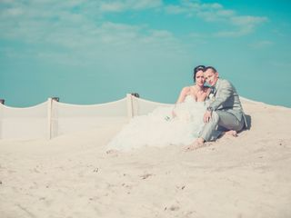 Le mariage de Johanna et Sébastien