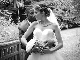 Le mariage de Abdoulaye et Julie