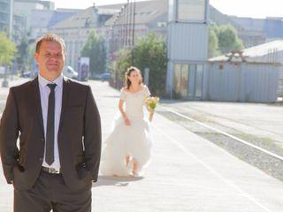 Le mariage de Clémence et Damien 1