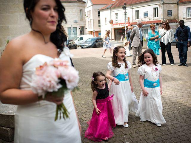 Le mariage de Jimmy et Mélany à Montataire, Oise 5