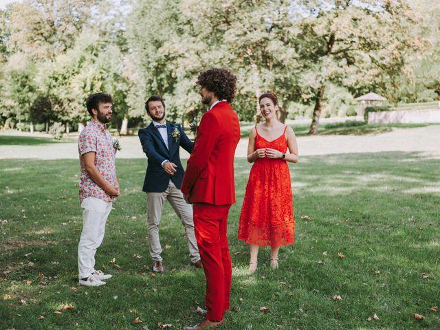 Le mariage de Yann et Astrid à Barbirey-sur-Ouche, Côte d'Or 17