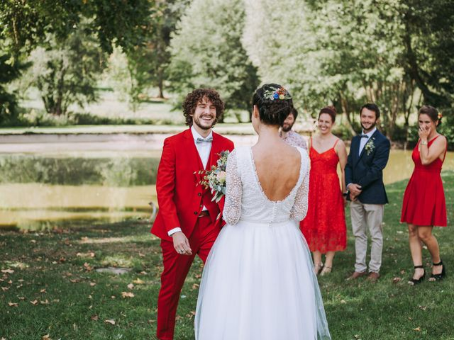 Le mariage de Yann et Astrid à Barbirey-sur-Ouche, Côte d'Or 18