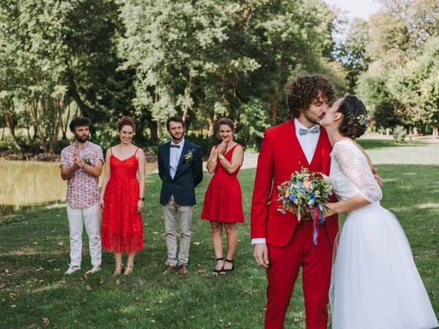 Le mariage de Yann et Astrid à Barbirey-sur-Ouche, Côte d'Or 19
