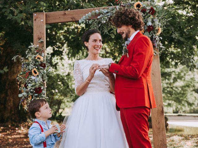 Le mariage de Yann et Astrid à Barbirey-sur-Ouche, Côte d'Or 24