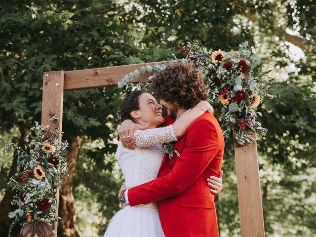 Le mariage de Yann et Astrid à Barbirey-sur-Ouche, Côte d'Or 25