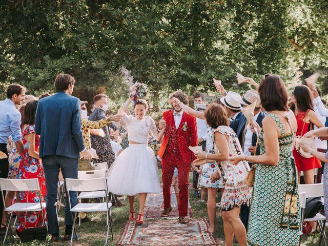 Le mariage de Yann et Astrid à Barbirey-sur-Ouche, Côte d'Or 26