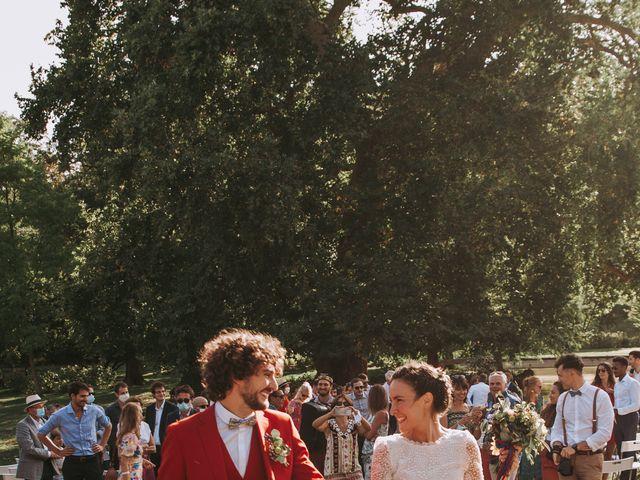 Le mariage de Yann et Astrid à Barbirey-sur-Ouche, Côte d'Or 27