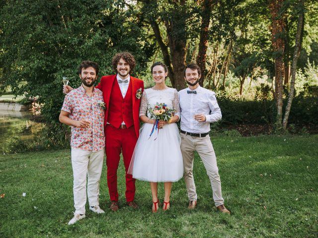 Le mariage de Yann et Astrid à Barbirey-sur-Ouche, Côte d'Or 32