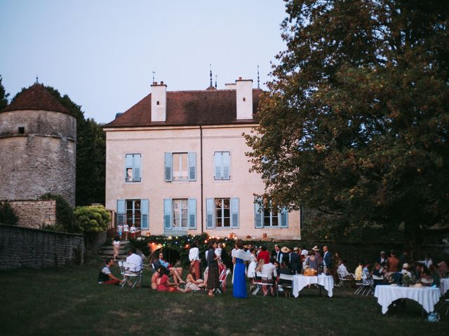 Le mariage de Yann et Astrid à Barbirey-sur-Ouche, Côte d'Or 36