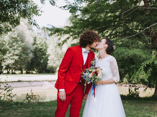 Le mariage de Yann et Astrid à Barbirey-sur-Ouche, Côte d'Or 40