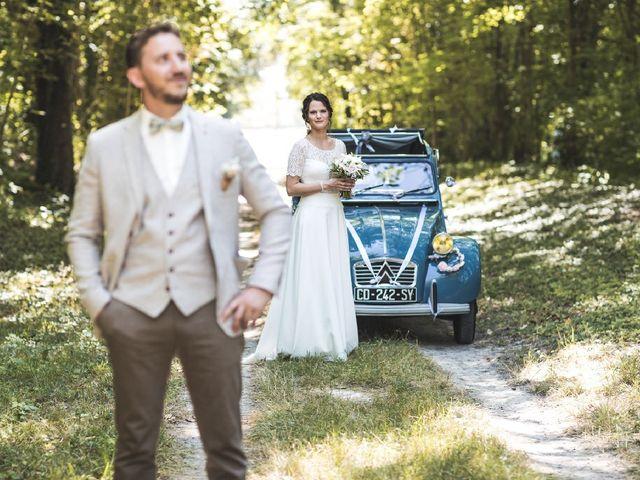 Le mariage de Loïc et Marine à Vaudemanges, Marne 5