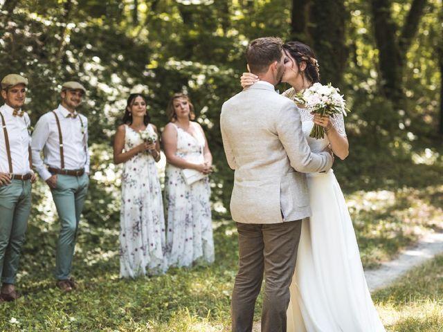 Le mariage de Loïc et Marine à Vaudemanges, Marne 1