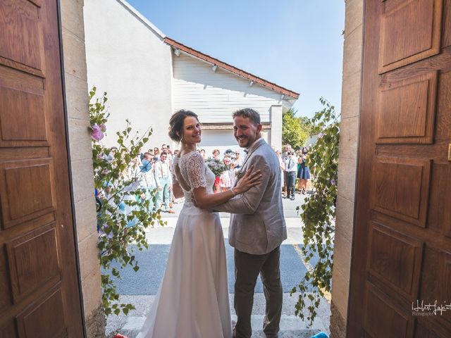 Le mariage de Loïc et Marine à Vaudemanges, Marne 6