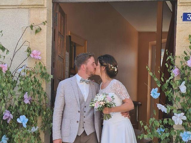 Le mariage de Loïc et Marine à Vaudemanges, Marne 7