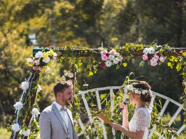 Le mariage de Loïc et Marine à Vaudemanges, Marne 8