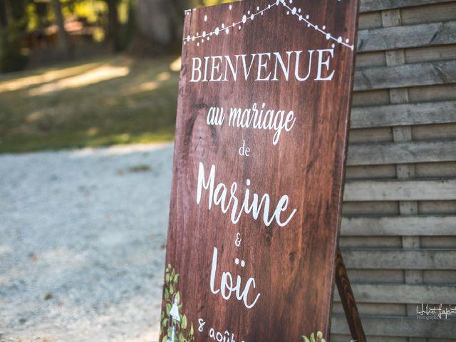 Le mariage de Loïc et Marine à Vaudemanges, Marne 10