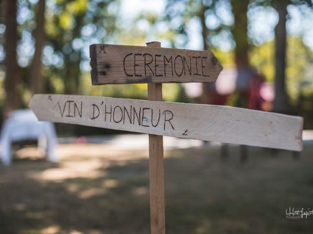 Le mariage de Loïc et Marine à Vaudemanges, Marne 11