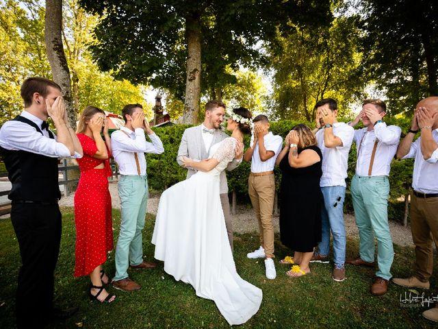 Le mariage de Loïc et Marine à Vaudemanges, Marne 22