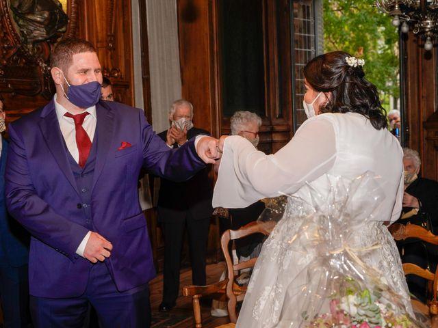 Le mariage de Antoine et Anne Laure à Saint-Genis-Laval, Rhône 12