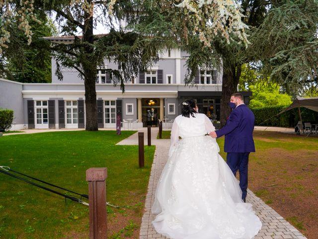 Le mariage de Antoine et Anne Laure à Saint-Genis-Laval, Rhône 15