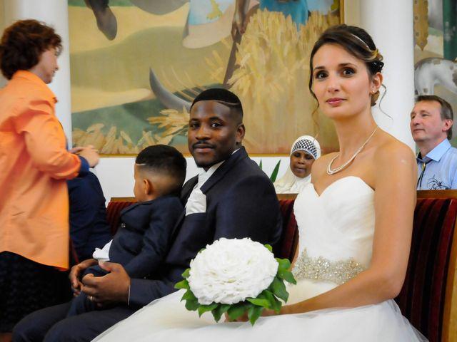 Le mariage de Julie et Abdoulaye à Bouafle, Yvelines 6