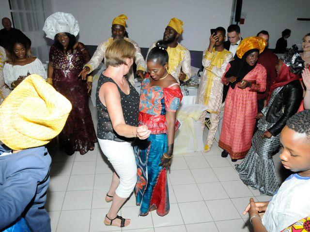 Le mariage de Julie et Abdoulaye à Bouafle, Yvelines 10