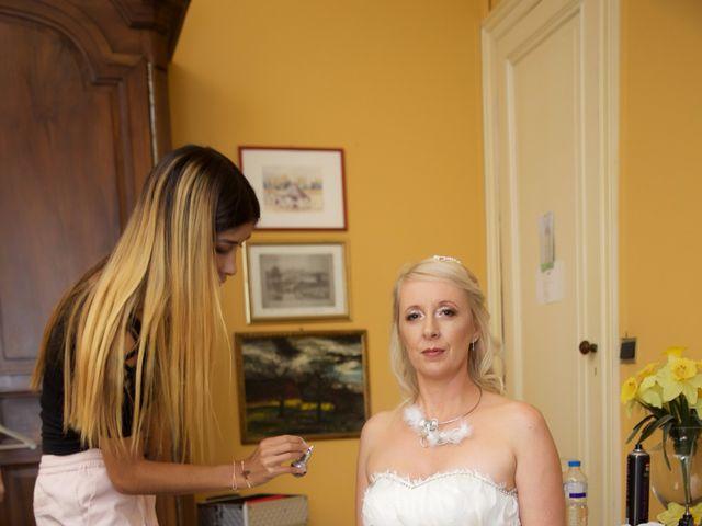 Le mariage de Serge et Sandrine à Gauriac, Gironde 28