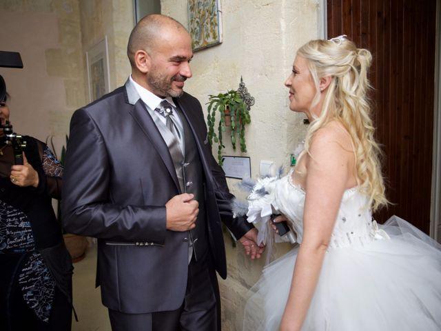 Le mariage de Serge et Sandrine à Gauriac, Gironde 31