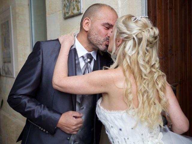 Le mariage de Serge et Sandrine à Gauriac, Gironde 32