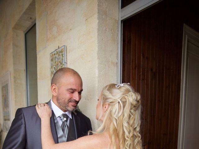 Le mariage de Serge et Sandrine à Gauriac, Gironde 33