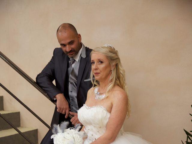 Le mariage de Serge et Sandrine à Gauriac, Gironde 35