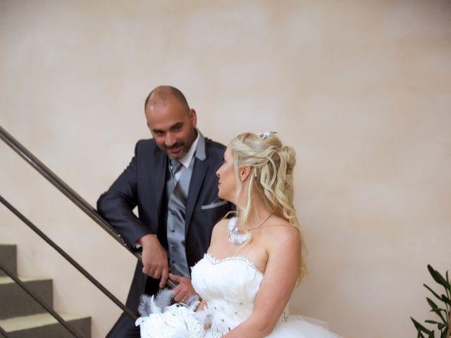 Le mariage de Serge et Sandrine à Gauriac, Gironde 36