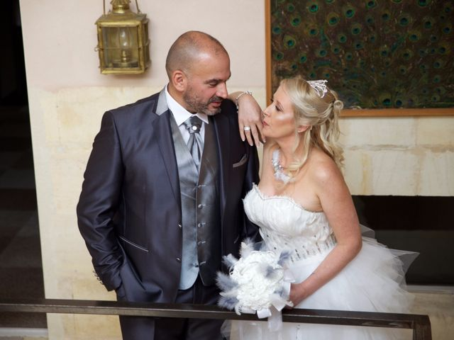 Le mariage de Serge et Sandrine à Gauriac, Gironde 39