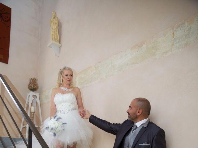 Le mariage de Serge et Sandrine à Gauriac, Gironde 42