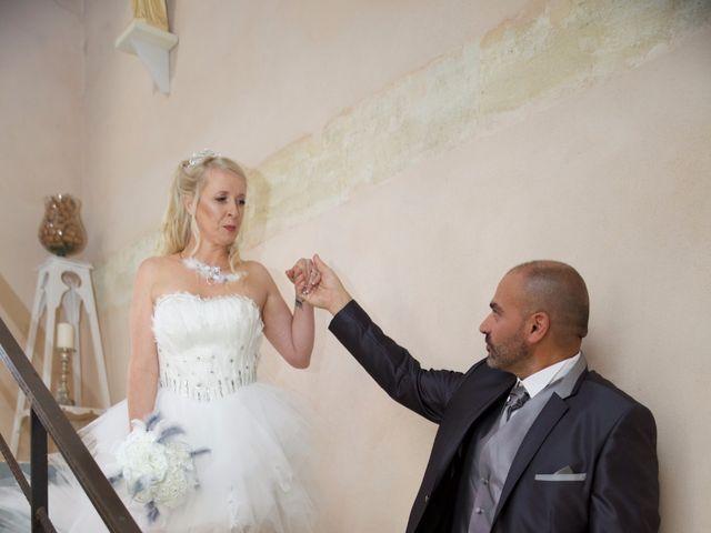 Le mariage de Serge et Sandrine à Gauriac, Gironde 43